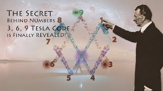 The Secret Behind Numbers 369 Tesla Code Is Finally REVEALED! (without music)