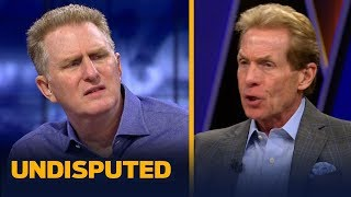 Michael Rapaport makes his prediction on Cowboys vs. Eagles and NFC East winner | NFL | UNDISPUTED