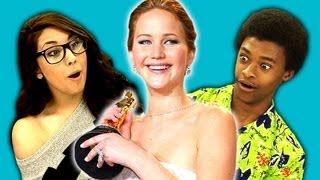 Teens React to Jennifer Lawrence