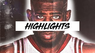Best Chris Paul Highlights 17-18 Season | Clip Session