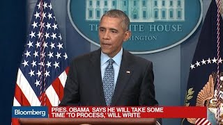 Obama: Would Speak Out as Citizen on 'Core Values'