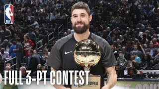 2019 NBA MTN DEW 3-Point Contest | 2019 NBA All-Star