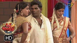 Chammak Chandra Performance | Extra Jabardsth | 5th May 2017 | ETV  Telugu