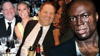 How SEAL Knew That Oprah Knew About Harvey Weinstein