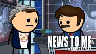 """News To Me With Chip Chapley - Episode 4 """"Extreme Weather? That"""