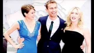 Shailene Woodley & Theo James ♥ SHEO ♥ Is this love? :)