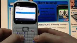 Liberar Alcatel OT-813F por código de Orange, Movistar o Vodafone