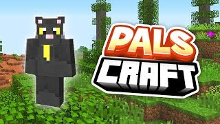 SIR MEOWS A LOT ARMOR! | PalsCraft #16