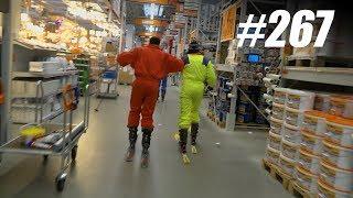 #267: Skiën in een Bouwmarkt [OPDRACHT]