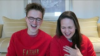 John Lewis Christmas Advert 2016 | Reaction with Tom