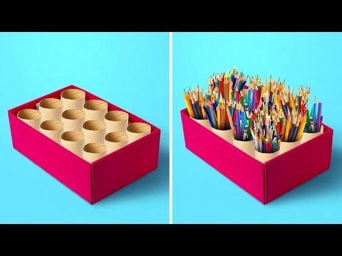 Decorate Your School Books Diy