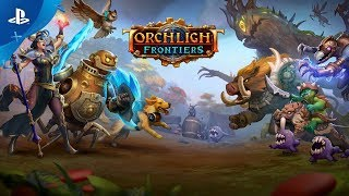 Torchlight Frontiers - Official Announce Trailer | PS4
