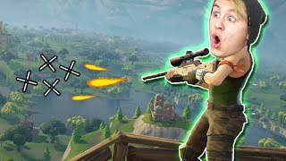 QUICKSCOPE PROFI 3000?! - Fortnite Battle Royal [Deutsch/HD]