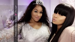 Blac Chyna Throws Baby Shower For Her Best Friend | FULL VIDEO