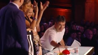 "GOLDEN BUZZER - The ""MOST DIFFICULT"" Song In The WORLD!"