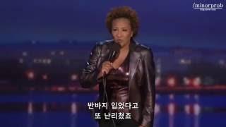 Wanda Sykes - Who is REAL Michelle Obama (Korean sub)