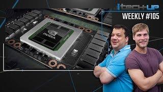Nvidia GTX 2000er-Serie | Neuer Turbo-Firefox | Intel-CPU mit AMD-Grafik | Tech-Up Weekly #105
