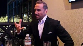 "Joseph Fiennes on faith, the resurrection of Jesus Christ, and ""Risen"""