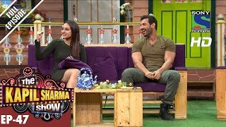 The Kapil Sharma Show - दी कपिल शर्मा शो-Ep-47-Sonakshi and John in Kapil