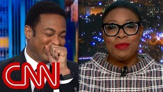 Don Lemon cracks up over guest