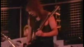 Top 10 Greatest Guitar Solos Ever (videos)