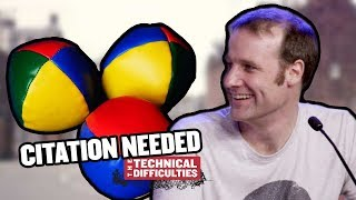 Turra Coo and Four-Legged Juggling: Citation Needed 7x03