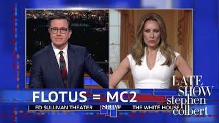 Melania Trump Explains Her