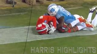 Artavis Scott  Remember the Name  Clemson Highlights