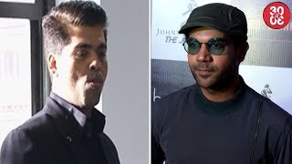 Karan Johar Waiting For Shah Rukh – Ranbir's Dates   Rajkummar: 'It's The Content That Matters'