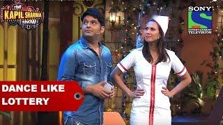 Dance like Lottery - The Kapil Sharma Show