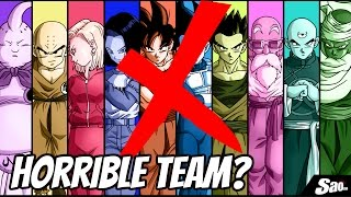The Best Universe 7 Team?