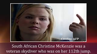 6 PEOPLE WHO FELL FROM AN AIRPLANE AND SURVIVED