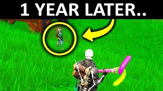 He stream sniped me for 1 YEAR.. (Fortnite)