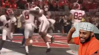 How Bama Fans Watched the National Championship (2018) REACTION