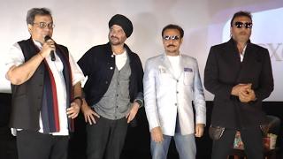 Ram Lakhan Reunion - Jackie Shroff,Anil Kapoor,Gulshan Grover At Subhash Ghai