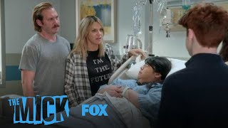 Alba Wakes Up In The Hospital | Season 2 Ep. 14 | THE MICK
