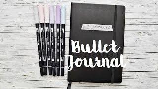Mein Bullet Journal   Wieso weshalb warum?