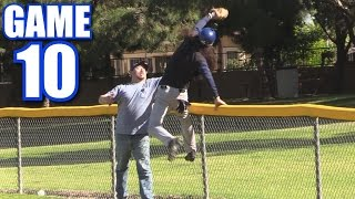 PIRATE ANDY ROBS THE BOOTY! | On-Season Softball League | Game 10