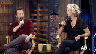 """Jenna and Bodhi Elfman on """"Kicking and Screaming"""" 