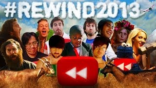 YouTube Rewind: What Does 2013 Say?
