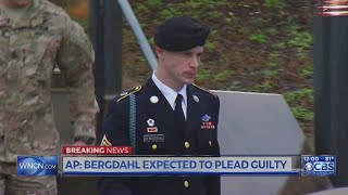 Bergdahl expected to plead guilty to desertion, misbehavior before the enemy