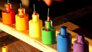 Paint Exploding at 15,000fps - The Slow Mo Guys