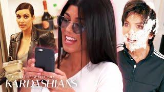 Funniest Kardashian Kitchen Conversations | KUWTK | E!
