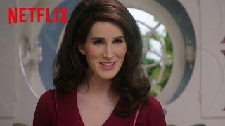 獵奇餅乾女王的鬼屋甜點   Netflix   TW