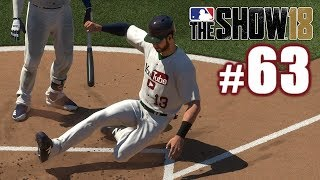 CAN I PULL OFF A TRIPLE STEAL?!   MLB The Show 18   Diamond Dynasty #63