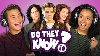 DO TEENS KNOW 90