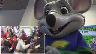 Do Fights Break Out at Chuck E. Cheese