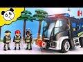 Playmobil Polizei - Kevin beim SEK - Pla...mp3