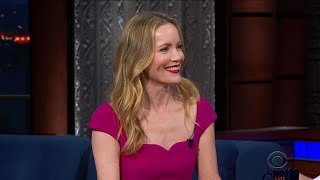 Leslie Mann Really Loves Her Roommate/Daughter