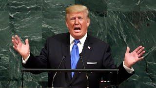 Trump hosts anti-narcotics event at United Nations